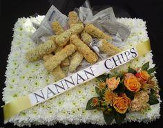 Chips Funeral Flowers Monica F Hewitt Florist Sheffield