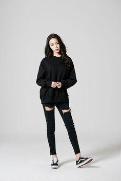 รูปภาพ fashion, kfashion, and korean fashion