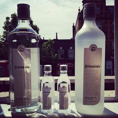 Jensen Gin Family - miniatures are featuring in our Bermondsey Box!