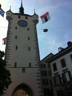 Baden, Switzerland (photo by Tipwimol Pamonpol)