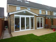 1000 Images About House Conservatory Replacement On Pinterest House Extensions Garden Room