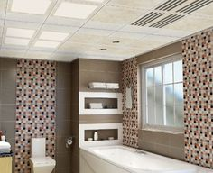12 Simple Bathroom Ceiling Ideas Inspiration Galleries