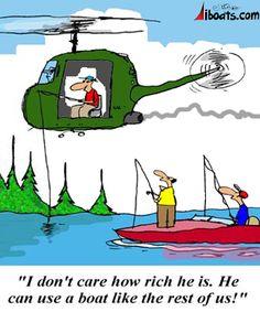 Boat Cartoon - iboats.com