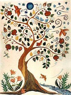 Jewish Tree Of Life - Bing Images