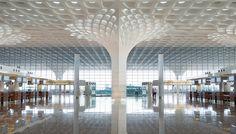 SOM : Chhatrapati Shivaji International Airport – Terminal 2 – Structural Engineering