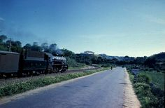 Railroad from Lobito, going towards Old Benguela, Welcome To Angola 1970s?