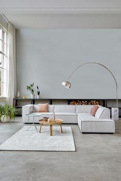 Sofa Design, Interior Design, Beautiful Living Rooms, Home And Living, Interior Inspiration, Living Room Decor, New Homes, House Design, Furniture