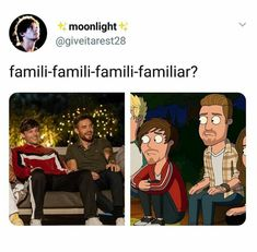 """and people think that """"The Simpsons"""" predict the future """"Family Guy"""" way to go Memes One Direction, One Direction Fotos, One Direction Pictures, One Direction Harry, Zayn Malik, Niall Horan, Liam Payne, Louis Tomlinson, Harry Styles"""