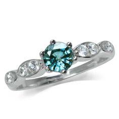 Antique Engagement Rings Alexandrite 35