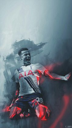 We've got Alli, Dele Alli. I just don't think you understand. He only cost 5 mill, he's better than Ozil. We've got Dele Alli. Football Is Life, Football Art, Fantasy Football, Football Players, Dele Alli, American Football, Tottenham Wallpaper, Soccer Pro, Soccer Jerseys