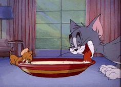 tom and jerry one of the best cartoons when I was growing up :)