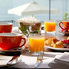Get the most important meal of the day at the most stylish restaurant in Limassol. The Caprice at Londa Beach Hotel.