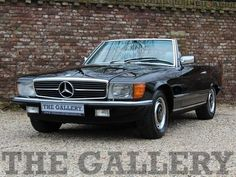 1986  Mercedes-Benz 300-serie 380 SL