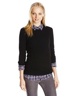 bela.nyc Women's 100% Cashmere Broken Heart Intarsia Sweater ...