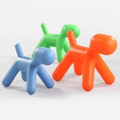 霍客森Magis Puppy Kids Chair小狗椅 玩具椅 时尚儿童坐凳儿童椅-tmall.com天猫