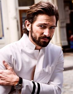 Michiel Huisman: Game of Thrones (Daario Naharis) and Orphan Black (Cal Morrison)
