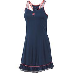 Roland-Garros Tennis Dress - Womens Navy