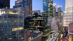 Things to do on NYC rooftops: Bars, events, restaurants and more