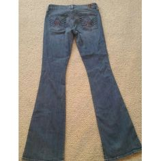 7 For All Mankind Jeans Barely worn, excellent condition.  Will consider lower offers 7 for all Mankind Jeans