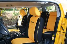 Getting ready to install my Wet Okole Seat Covers.... - Page 2 - Toyota FJ Cruiser Forum