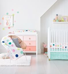 Oh Joy! for Target nursery collection has me walking around like a heart eye emoji
