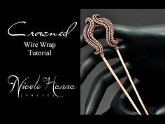 Katie Hacker uses Tila Beads to create Memory Wire Bracelets on Beads, Baubles & Jewels Wire Jewelry Patterns, Handmade Jewelry Designs, Wire Jewelry Making, Wire Wrapped Jewelry, Wire Weaving Tutorial, Wire Tutorials, Viking Knit, Memory Wire Bracelets, Wire Crafts