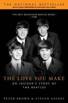 The Love You Make: An Insider's Story of the Beatles by Peter Brown, http://www.amazon.com/dp/B001UFP50Y/ref=cm_sw_r_pi_dp_pfIJub1T8QDDY