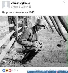 The photo humour - # Funny French, Orlando Magic, Good Good Father, Satire, Historical Photos, Troll, Haha, Funny Pictures, Relationship