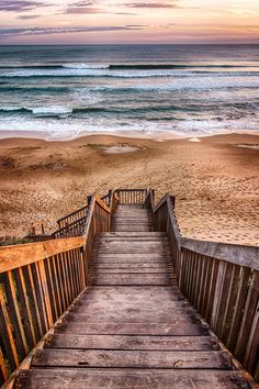 Australia Beach  by David Tomek