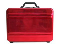 #ZERO Halliburton Briefcase/Attache case Polycarbonate Red (BF108091): #eLADY global offers free shipping worldwide. For more pre-owned luxury brand items, visit http://global.elady.com
