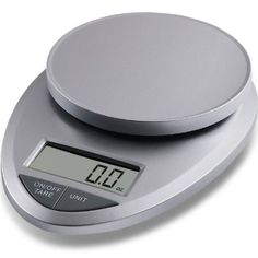 $25.00 - Save 44% off EatSmart Precision Pro - Multifunction Digital Kitchen Scale w/ Extra Large LCD and 11 Lb. Capacity