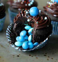 Triple Chocolate Surprise