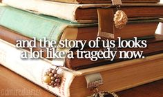Story of Us-Taylor Swift