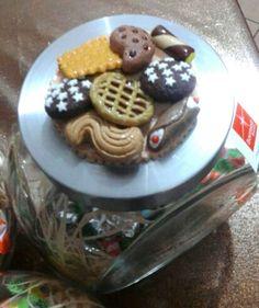 Pasta di mais decoration!!!!