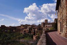 Certaldo  Tuscany, Italy  http://www.bestsmalltownsitaly.com/