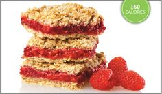 Oats and raspberries sweetened with Truvia® Baking Blend provides a great-tasting treat that will not leave you missing the extra calories and sugar. This bar has 80% less sugar and contains 35% fewer calories* than the full sugar version.
