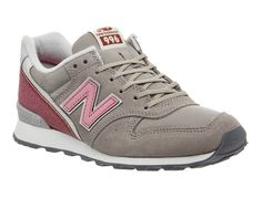 Buy Beige Pink New Balance Wr996 Trainers from OFFICE.co.uk.