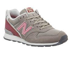 New Balance Wr996 Beige Pink - Sneaker damen
