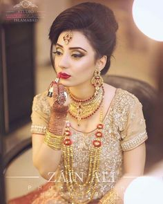 Lovely gorgeous bride