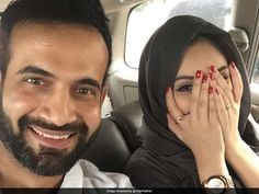 Irfan's picture with wife Safa Baig on Facebook and Instagram termed as 'un-Islamic' by many. Irfan married Safa, model from Jeddah, in a low-key affair in February last year. Indian cricketer Irfan Pathan was brutally trolled on social networking sites for supposedly having defied the rules and traditions of Islam after he posted a photo with wife Safa Baig.