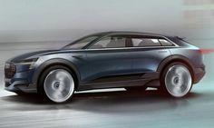Audi e-tron quattro concept -- Automotive News Photo Gallery
