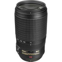 Nikon AF-S VR Zoom-NIKKOR 70-300mm f/4.5-5.6G IF-ED Telephoto Zoom Lens: Debating between this lens and the 55-300mm.