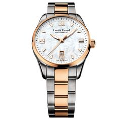 d5485de8bc9 Louis Erard Watch Heritage Sport Lady Watch available to buy online from  with free UK delivery.