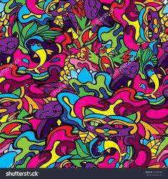 stock-vector--s-hippie-psychedelic-art-seamless-pattern-vector-illustration-333069284.jpg (1500×1600)