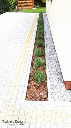 42 Amazing Ideas for DIY Garden Paths and Walkways Paths . - 42 amazing ideas for DIY garden paths and walkways - Modern Garden Design, Landscape Design, Contemporary Garden, Back Gardens, Outdoor Gardens, Amazing Gardens, Beautiful Gardens, Shed Landscaping, Garden Photos