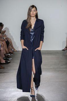 Défilé Nonoo, prêt-à-porter printemps-été 2015, New York. #NYFW #Fashionweek #runway