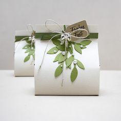 Ute's Scrapblog: Rocher packaging