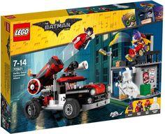 LEGO Batman Movie Harley Quinn Cannonball Attack 70921 - Lego Batman - Ideas of Lego Batman - Lego Batman Movie Harley Quinn Cannonball Attack 70921 Buy Lego, Lego Dc, Lego Marvel, Lego Duplo, Lego Ninjago, Marvel Avengers, Batman Film, Lego Batman Movie, Batgirl