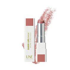 Bourjois Une Sheer Lips Lip Balm 2g