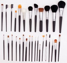 Sigma makeup Brush dupes for $20 for the whole set on eBay ...